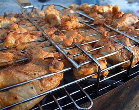 Шашлык из курицы-рецепт маринада