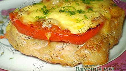 Мясо по-французски - рецепт с фото