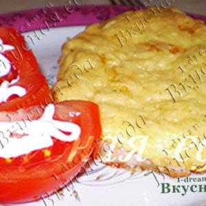 Куриное филе запеченное с сыром