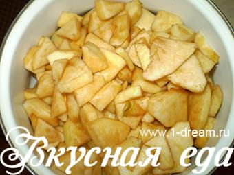 Рецепт венского штруделя с яблоками