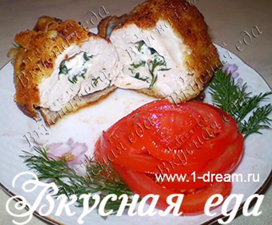 Котлета по-киевски рецепт