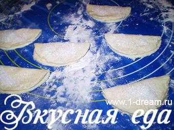 рецепт творожного печенья