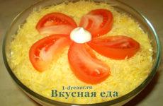 Вкусный салат из тунца