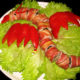 Огнедышащий дракон-вкусная закуска на праздничный стол