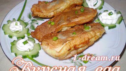 Горбуша в кляре-рецепт с фото