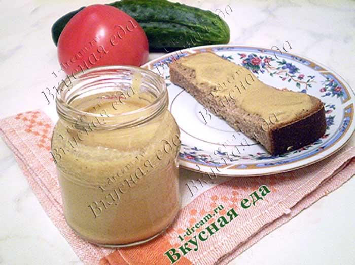 Рецепт горчицы из порошка