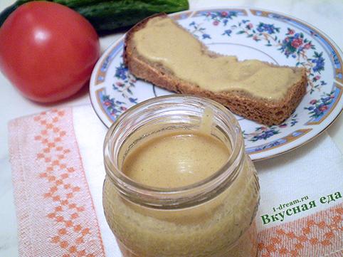 Приготовить горчицу в домашних условиях