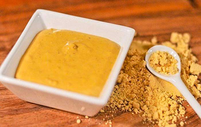 Горчица на капустном рассоле- рецепт с фото