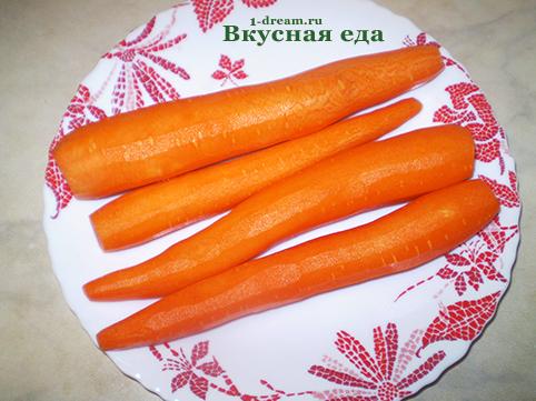 Как приготовить морковь по-корейски