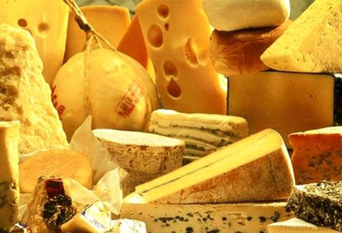Дегустации сыра во Франции