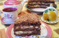 Торт из пряников «Лакомка»