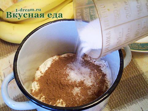 Сахар в крем для торта из пряников