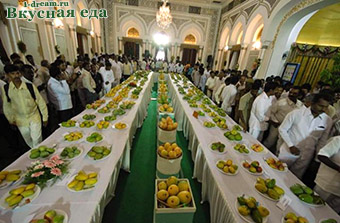 Гастрономический фестиваль манго