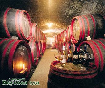 Фестиваль вина и еды в Венгрии