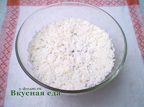 Белки в салате мимоза с сайрой