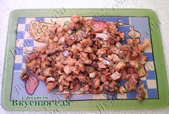 Салат селедка под шубой фоторецепт