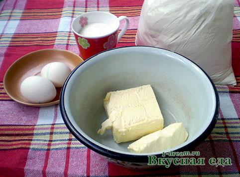 Песочное тесто рецепт с фото