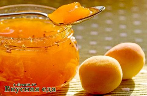 фото рецепт абрикосового варенья