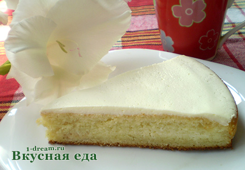 Маннки на кефире рецепт с фото