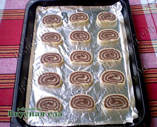 Песочное печенье выпекаем