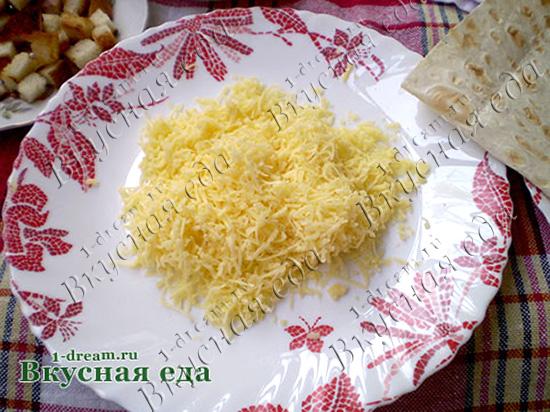 Сыр для цезарь ролла