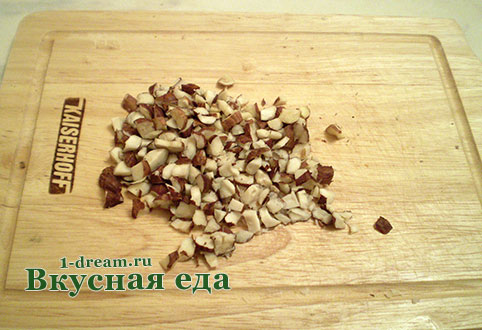 Порубить орехи