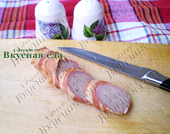 Рецепт домашней колбасы из свинины без кишок