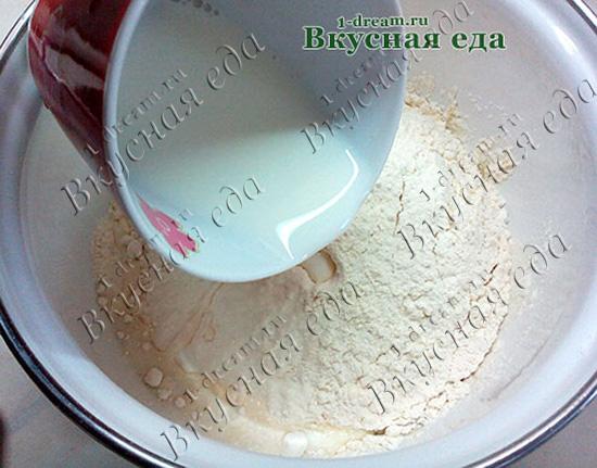 Пельменное тесто рецепт