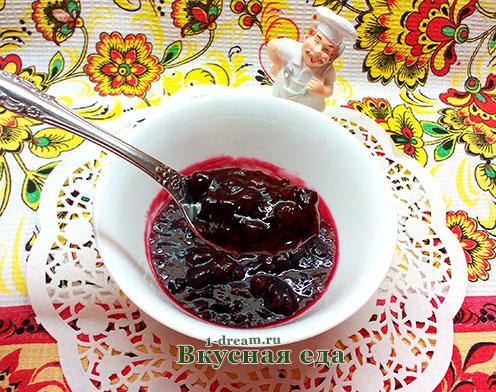Варенье из красной смородины пятиминутка на зиму