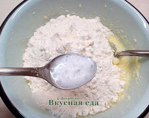 Овсяное печенье домашнее рецепт