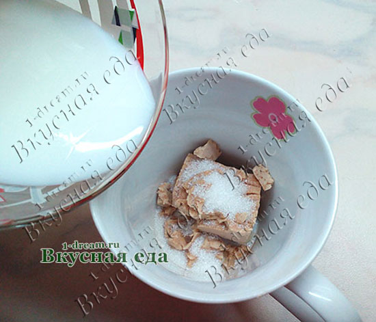 Рецепт штоллена