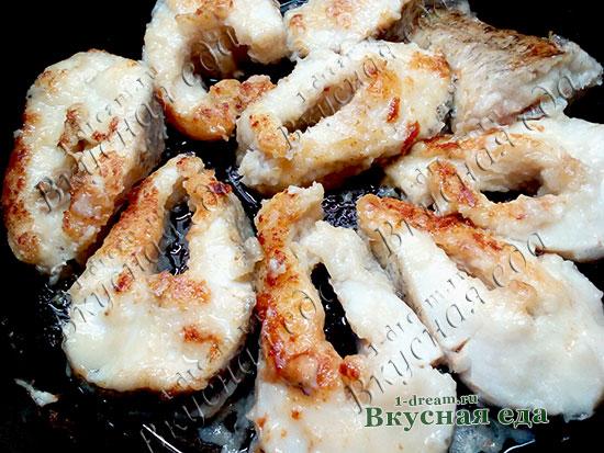 Рецепт жареной щуки