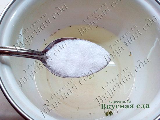 Соль для огурцов маринованных с семенами горчицы