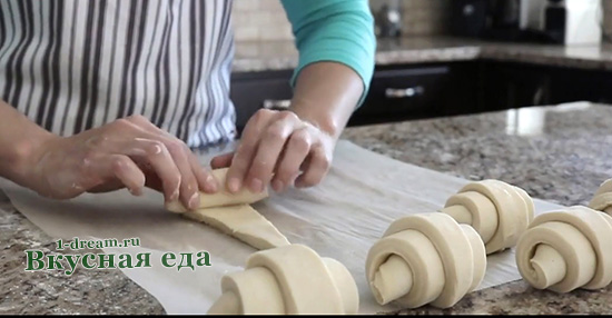 Рецепт круассанов домашний