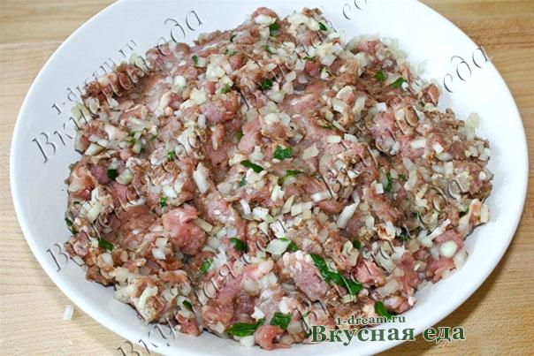 Фарш для люля-кебаба-рецепт из баранины