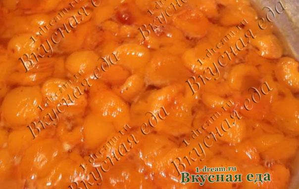 Рецепт варенья из жерделы назиму