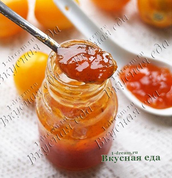 Варенье из помидоров на зиму