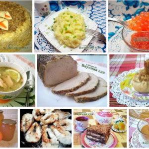 Кулинарные рецепты с фото на сайте Вкусная еда 1-dream.ru