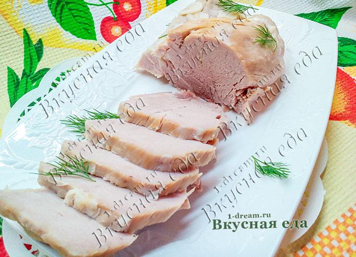 Вкусная буженина по-домашнему-рецепт с фото