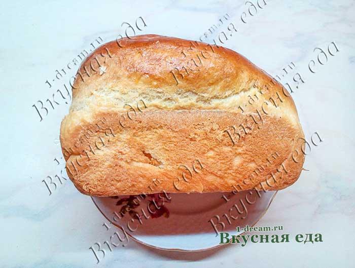 Рецепт хлеба на молочной сыворотке с фото