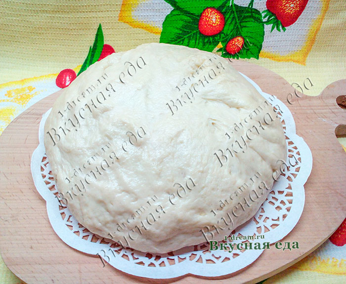 Тесто на молочной сыворотке -рецепт с пошаговыми фото