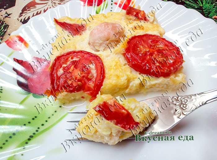Вкусная запеканка из кабачков в духовке