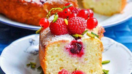 Манник на кефире — 11 вкусных рецептов