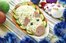 Оливье — 9 вкусных рецептов