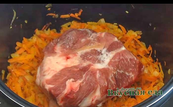 Мясо для щей