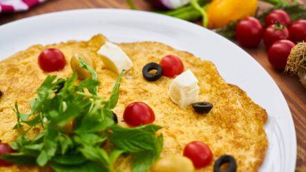 Омлет пышный и вкусный — 7 лучших рецептов