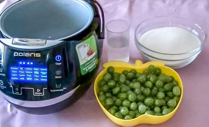 Помыть ягоды