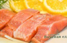 Как вкусно посолить горбушу — 7 лучших рецептов