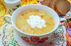 Суп из красной чечевицы — простые рецепты чечевичного супа
